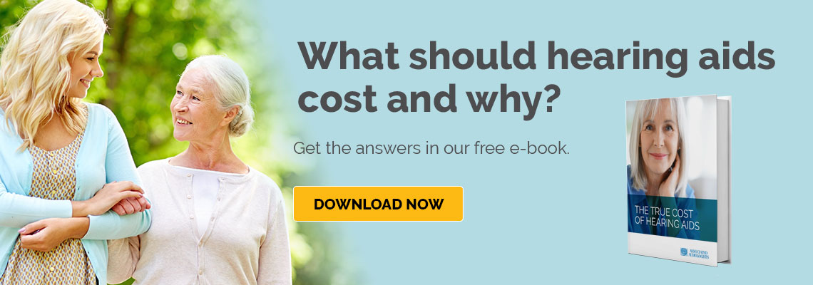 What should hearing aids cost and why?