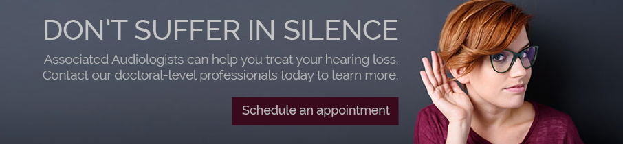 hearing loss schedule an appointment