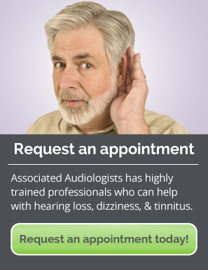 Request a hearing appointment