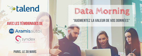 Data Morning le 30 mars