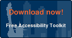 Download now!   Free Accessibility Toolkit