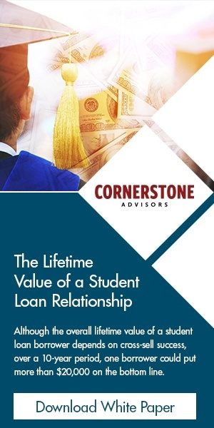 Lifetime Value of a Student Loan Relationship White Paper 300x600