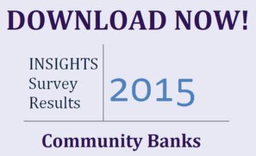 2015 Insights Bank Survey