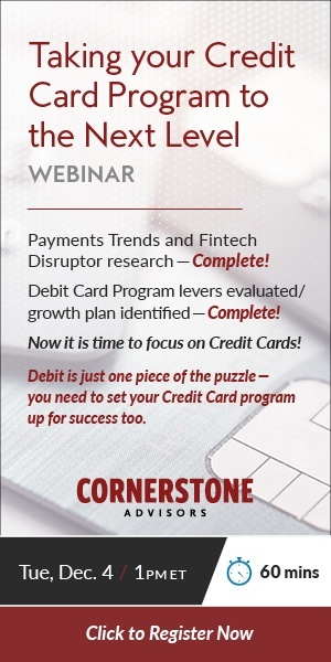 Taking your Credit Card Program to the Next Level Webinar