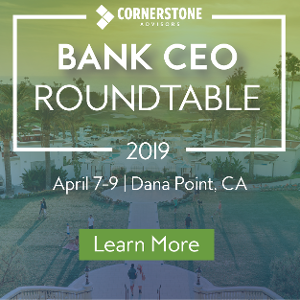 Bank CEO Roundtable