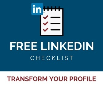 Free LinkedIn Checklist To Improve Your Profile
