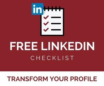 LinkedIn Checklist To Improve Your Profile