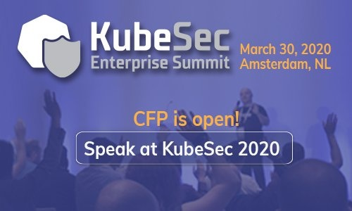 KubeSec Enterprise Summit