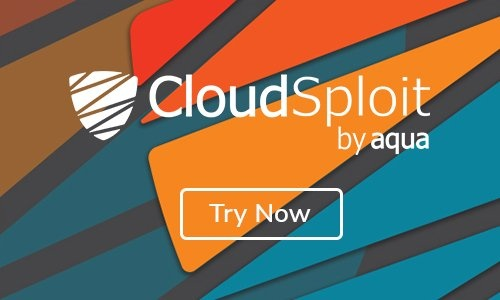 Try CloudSploit by Aqua