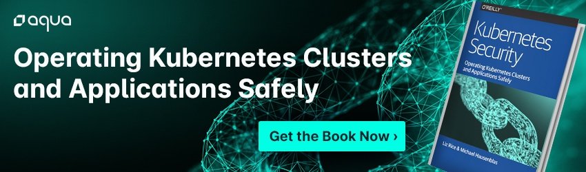 O'Reilly Kubernetes Security Book