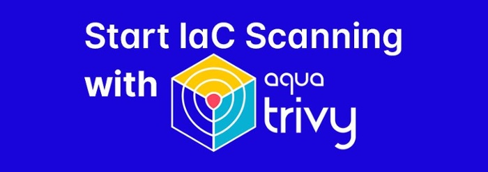 IaC security scanning with trivy