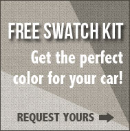 Get a free swatch kit for custom auto floor mats