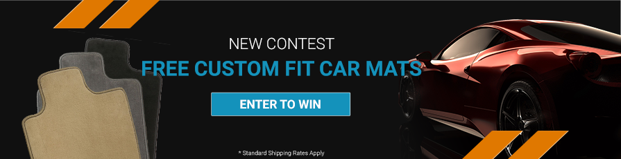 Custom Fit Car Mat Contest
