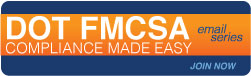 DOT FMCSA COMPLIANCE MADE EASY \u002D Learn How
