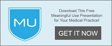 Meaningful Use Presentation for Medical Practice