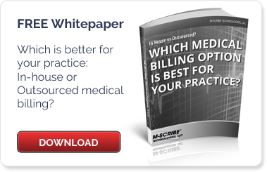 In-House vs. Outsourced Medical Billing, M-Scribe