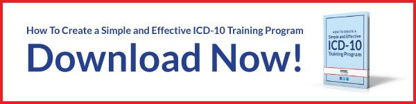 FREE ICD-10 Training Webinar Click Here To Register