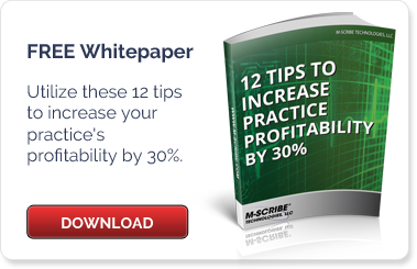Increase Practice Profitability, M-Scribe