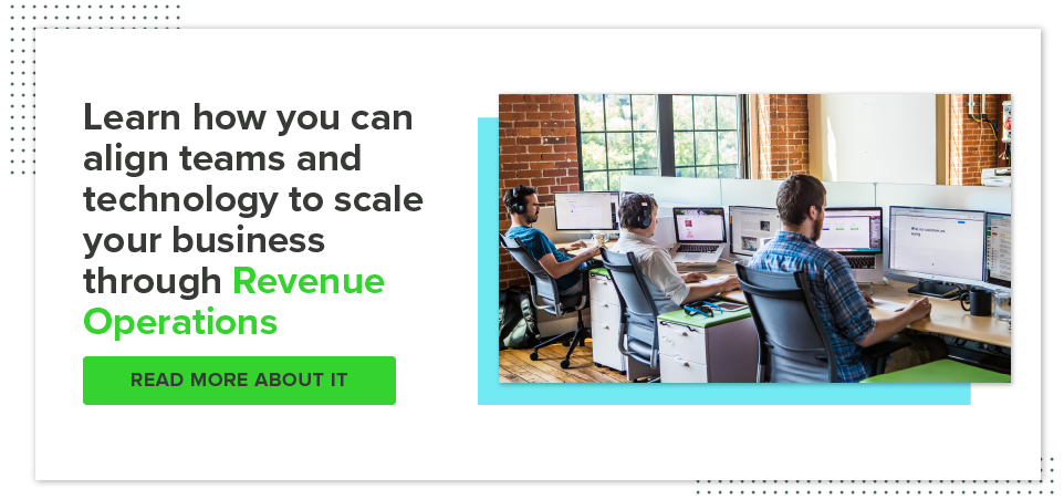 read the blog post What is Revenue Operations?
