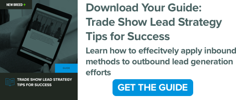 trade show lead strategy tips for success