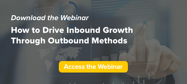 access the webinar how to drive inbound growth through outbound methods