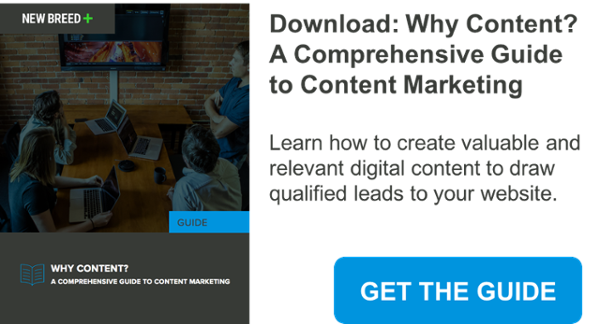 why content? comprehensive guide to content marketing