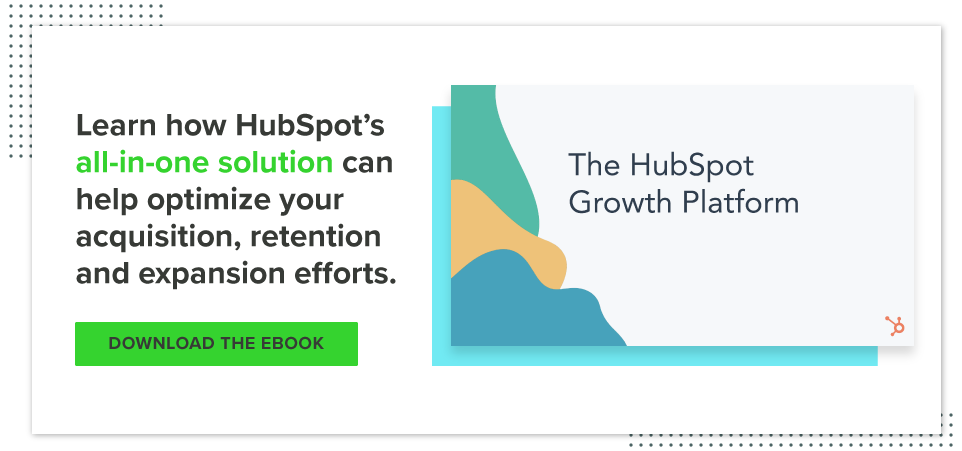 Download the guide to the HubSpot Growth Platform