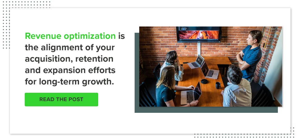 Read the blog post what is a revenue optimization?