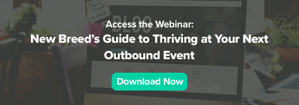 access the webinar how to prepare for your next outbound event