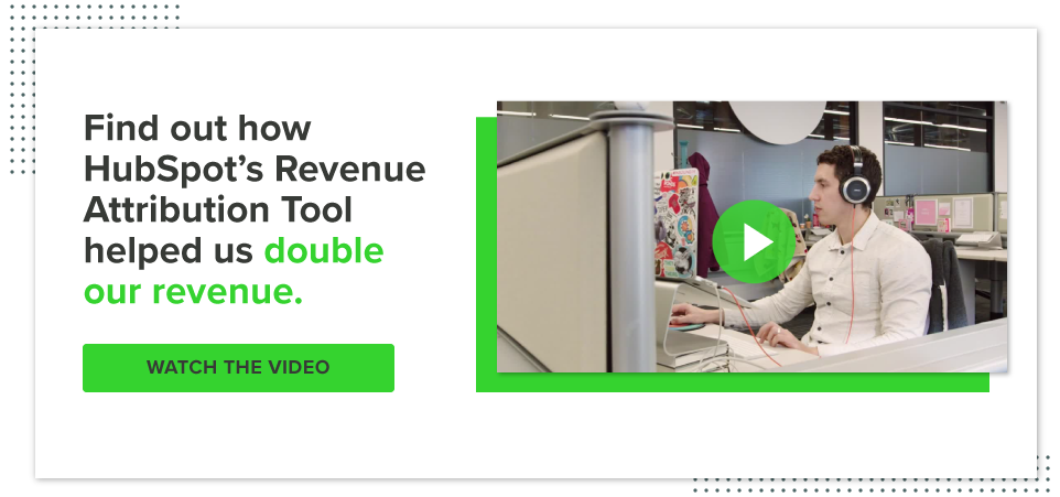 Watch our HubSpot Revenue Attribution video