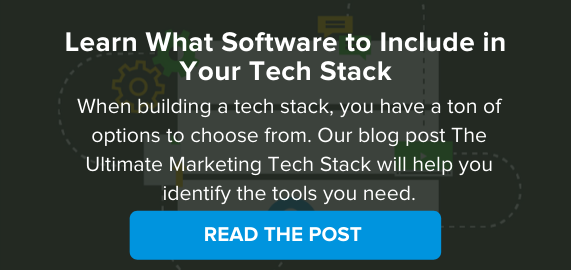 read the blog post The Ultimate Marketing Tech Stack