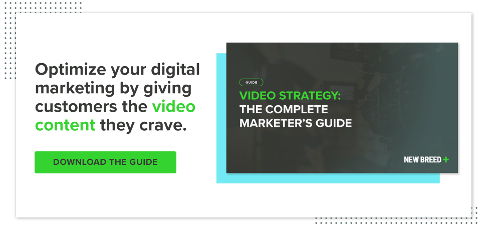 Download Video Strategy: The Complete Marketer's Guide