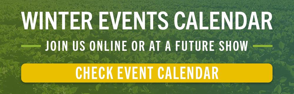 winter events calendar