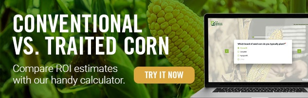 Conventional Corn Calculator