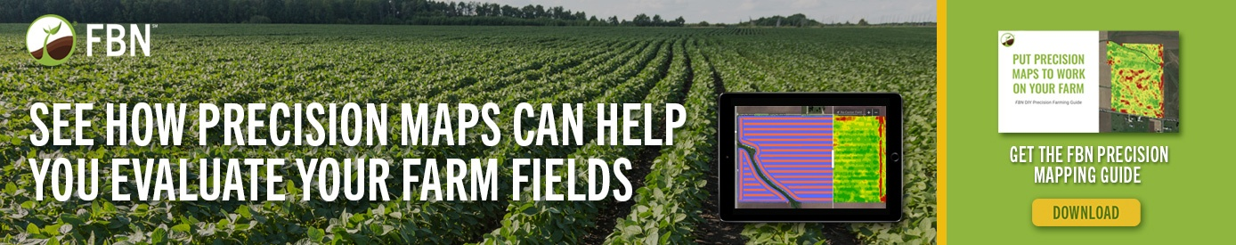 FBN precision maps can help you evaluate your farm fields