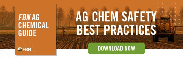 Ag chemical guide helps you stay safe while using ag chemicals