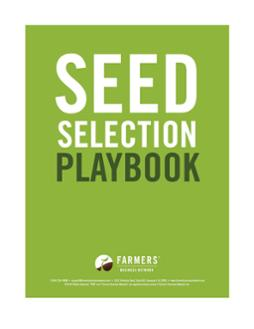 Seed Selection Playbook
