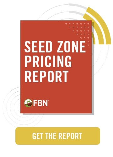 corn seed zone pricing report book