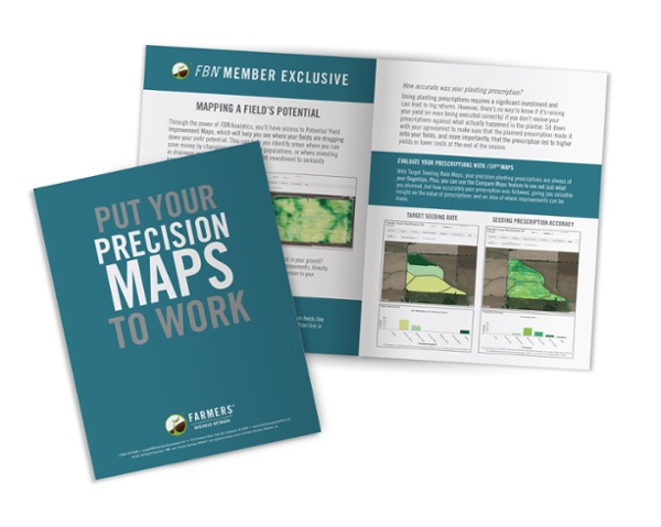 put your precision maps to work for you