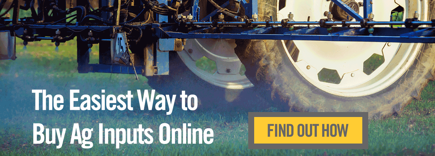 easiest way to buy ag inputs chemicals