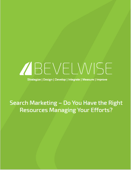 Search Marketing Resources Ebook