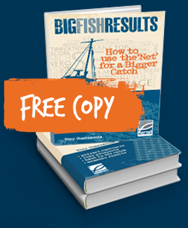 big fish results book