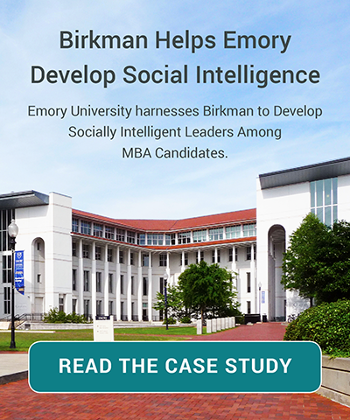 emory university birkman case study