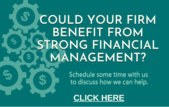 Strong Financial Management Help