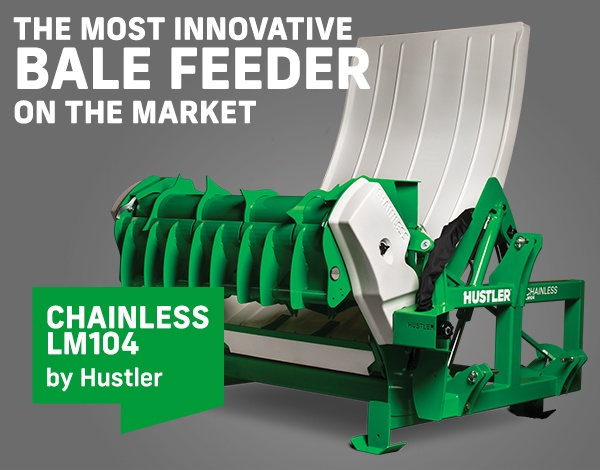 Chainless LM104 by Hustler - see product