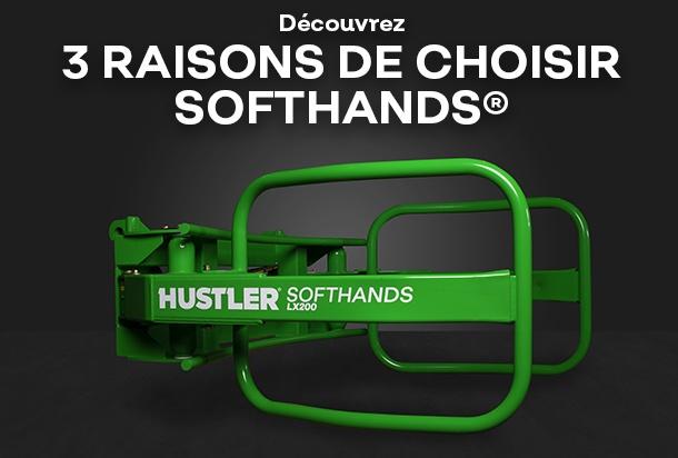 3 Raisons de choisir les pinces à balles Hustler Softhands