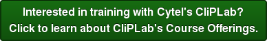 Interested in training with Cytel's CliPLab? Click to learn about CliPLab's Course Offerings.