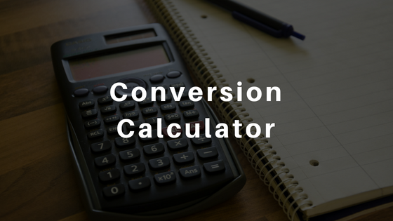 metric to imperial conversion calculator