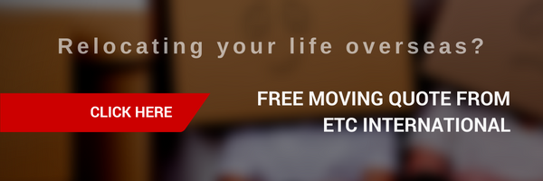 Overseas residential move on your mind? ETC International can save you time, money, and a ton of heartache. Get a free quote today!