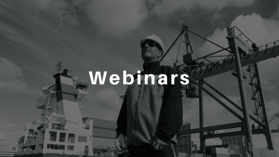 Webinars about International Freight Shipping